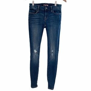 Tommy Hillfiger Legging Style Distressed Jeans